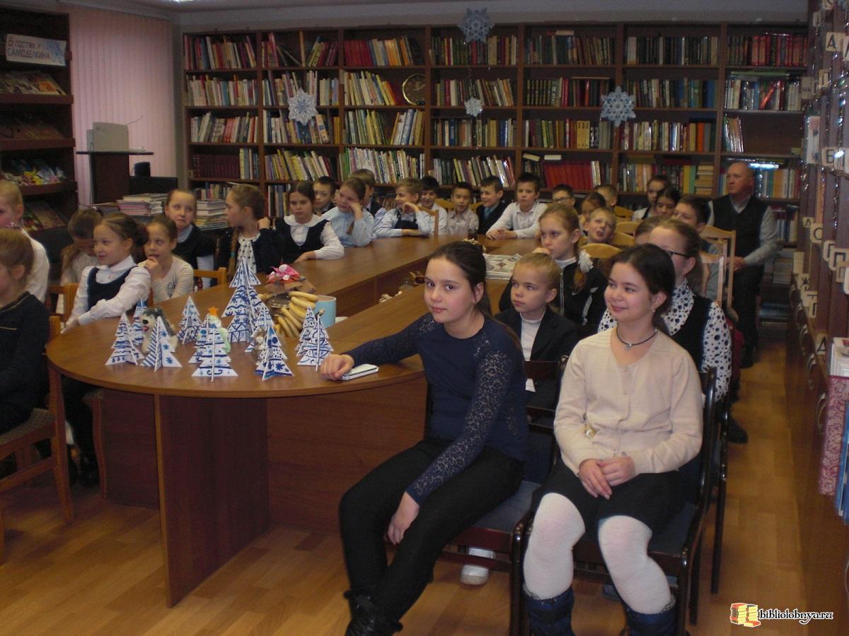 Занятия Центра духовно- нравственного развития