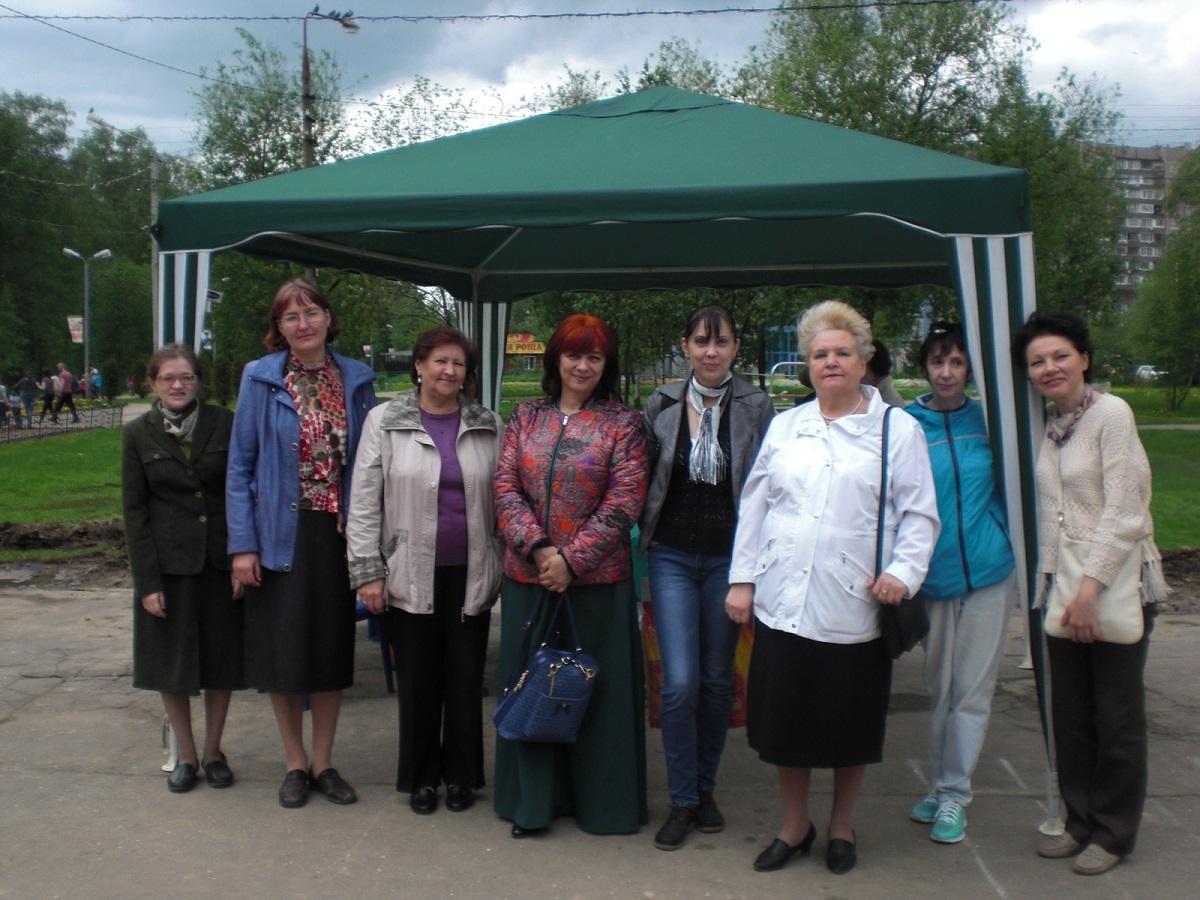 24 мая 2016 г. в городском парке прошла праздничная программа, посвященная   Дню славянской письменности и культуры.