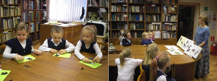 Е.И. Чарушин - книги для детей