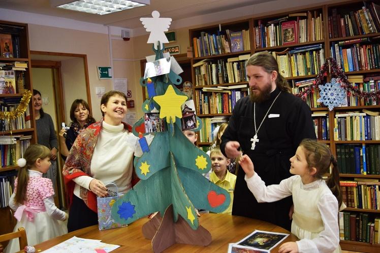 Рождество в Детской библиотеке