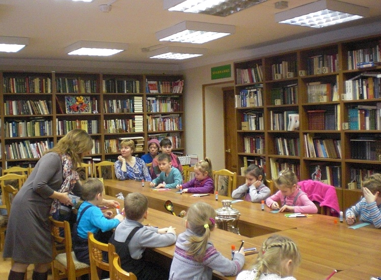 Знакомство с Детской библиотекой_8