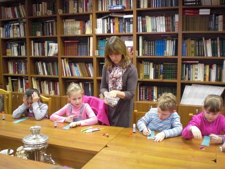 Знакомство с Детской библиотекой_9