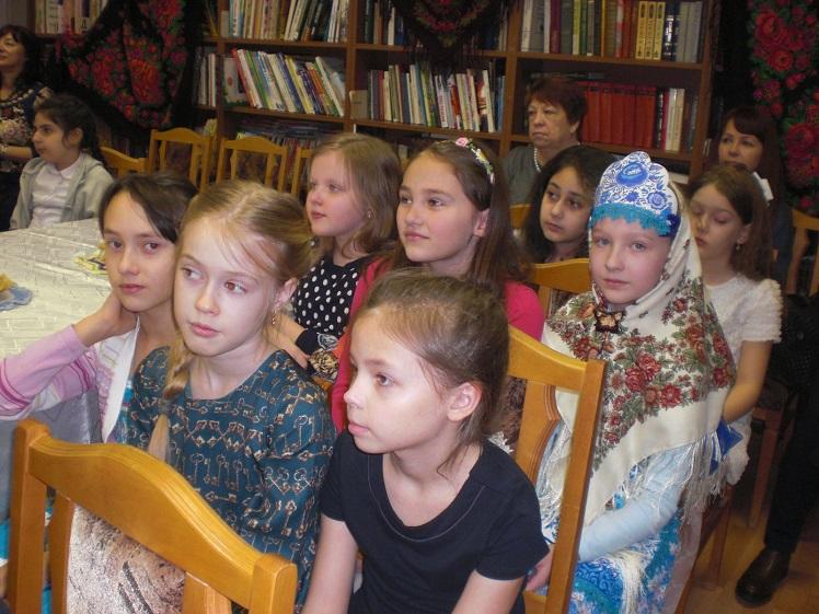 Празднование Масленицы в Детской библиотеке_1
