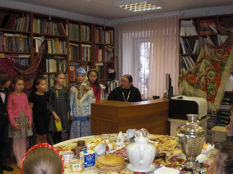 Празднование Масленицы в Детской библиотеке_3