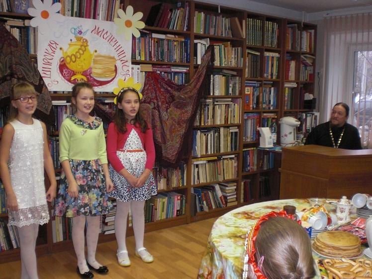 Празднование Масленицы в Детской библиотеке_4