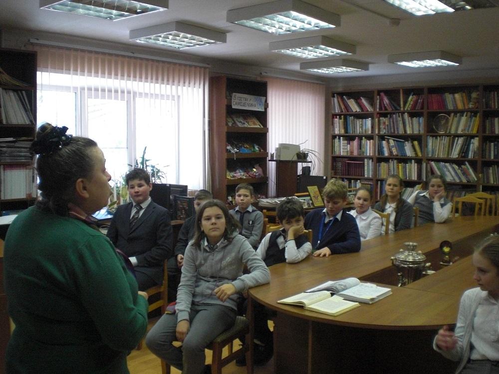 Детская библиотека_Кремль - сердце Москвы