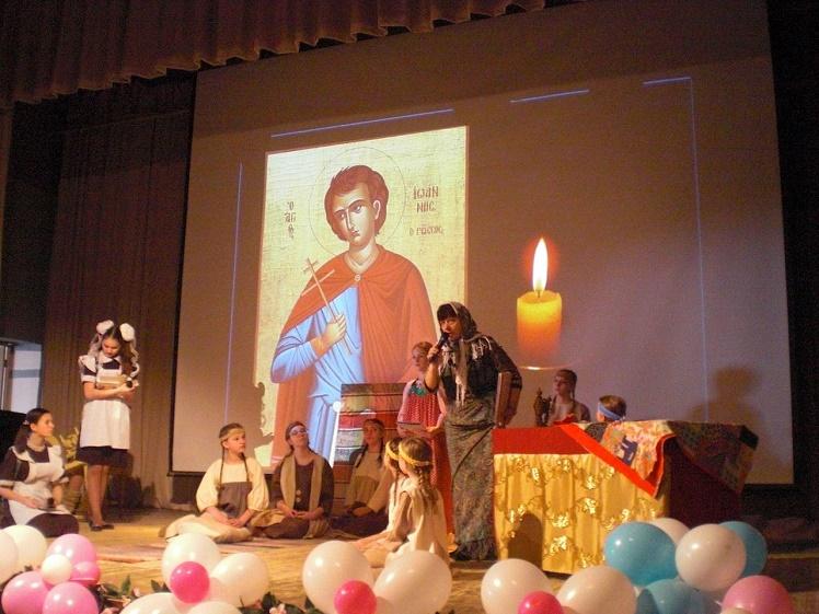 Открытие Недели детской книги в Лобне_6