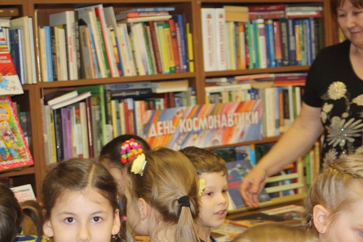 День космонавтики в Детской библиотеке_2