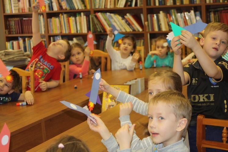 Экскурсия в Детской библиотеке_1