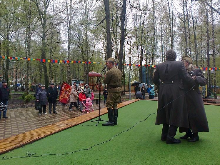 День Победы в парке_театр_библиотека_5