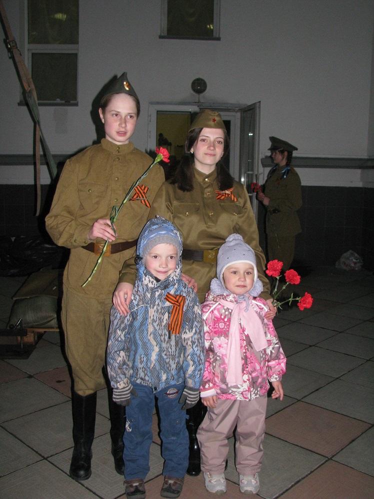 День Победы Лобня_1-4