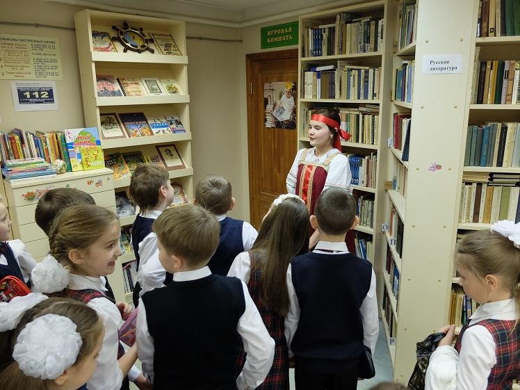 День славянской письменности_Детская библиотека_Лобня