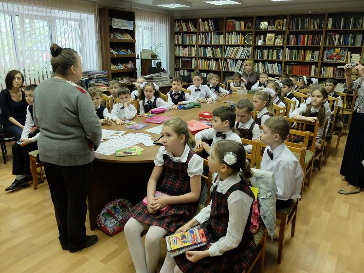 День славянской письменности_Детская библиотека_Лобня_2