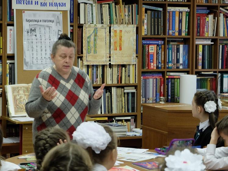 День славянской письменности_Детская библиотека_Лобня_3