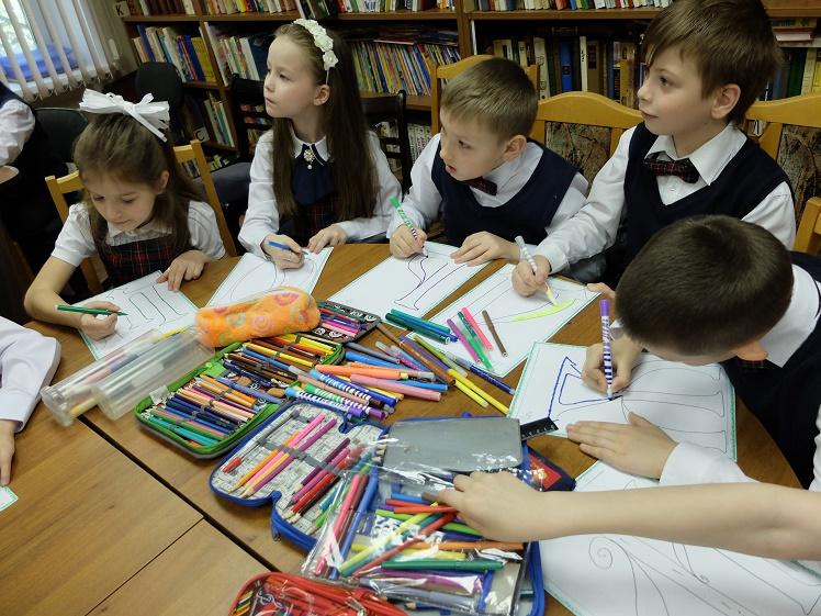 День славянской письменности_Детская библиотека_Лобня_7