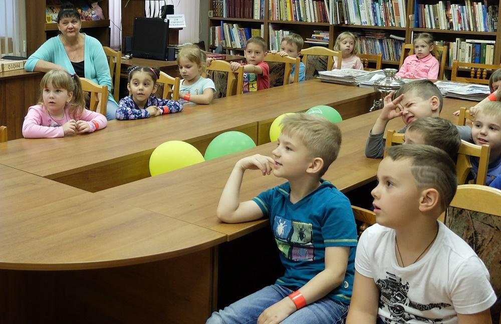 Детская библиотека Самуил Яковлевич Маршак_1
