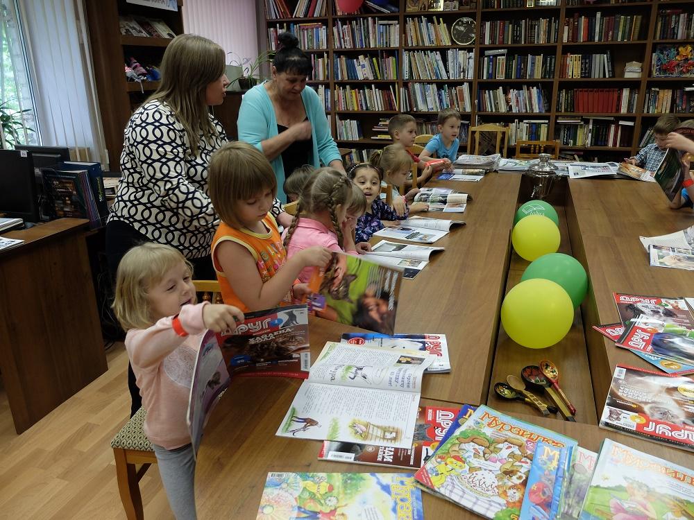 Детская библиотека Самуил Яковлевич Маршак_5