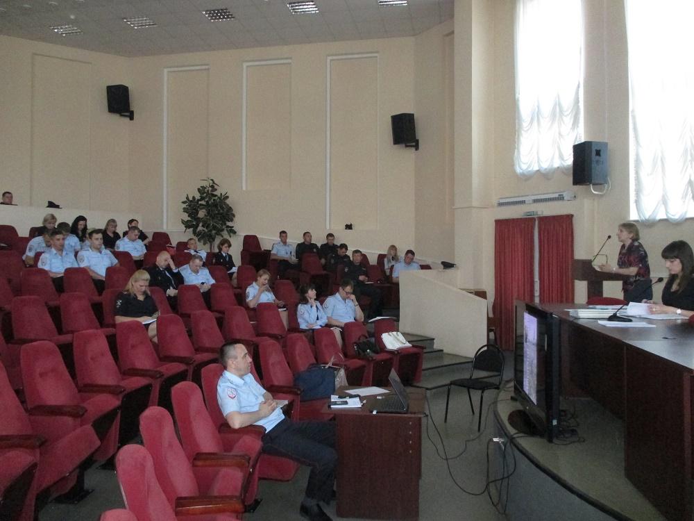 В.И. Белов и его творчество - беседа для сотрудников Полиции г. Лобня