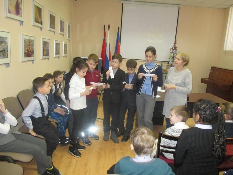 Их треплют, катают, а в зиму таскают - встреча с учащимися школы №8 3 Г и 4 Б классов 2