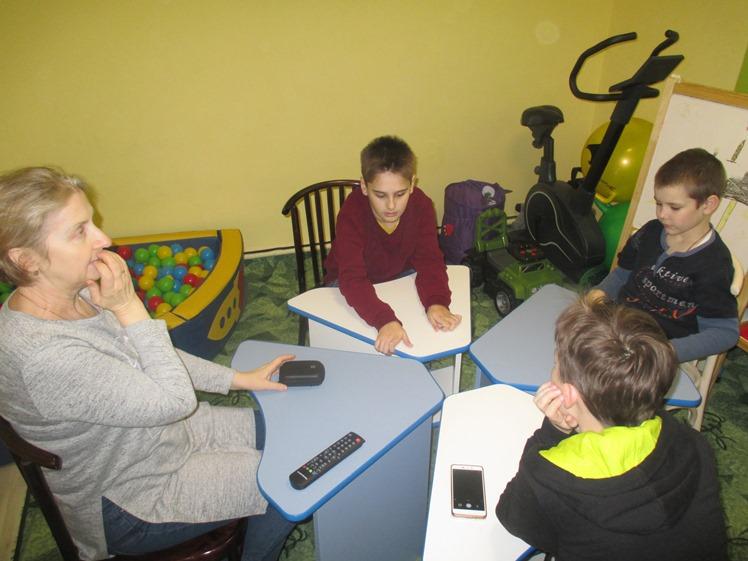 Проект Три Э в гостях у Города детства - Центральная библиотека
