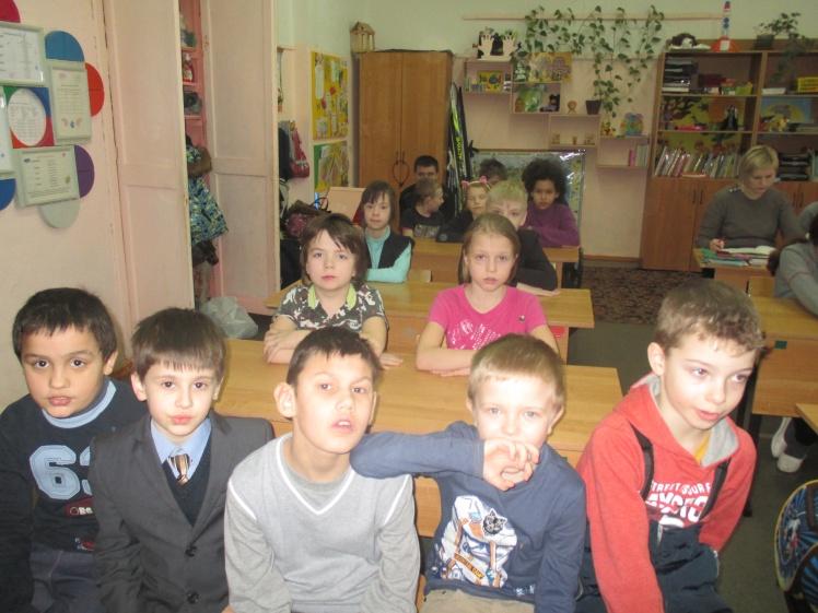 Их треплют, катают, а в зиму таскают- встреча с учащимися СКОШ начальных классов - Центральная библиотека