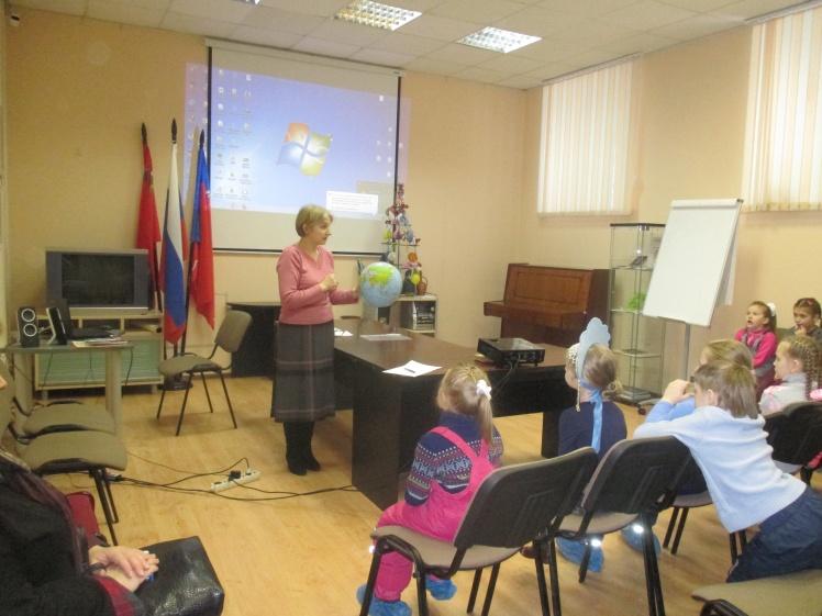 Широка страна моя родная - встреча с воспитанниками подготовительных групп МБДОУ Детский сад Незабудка - Центральная библиотека