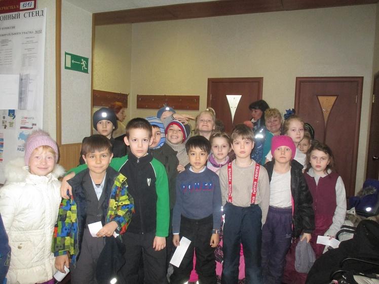 Дочь полка - встреча с учащимися школы №8 2 Б класса - Центральная библиотека