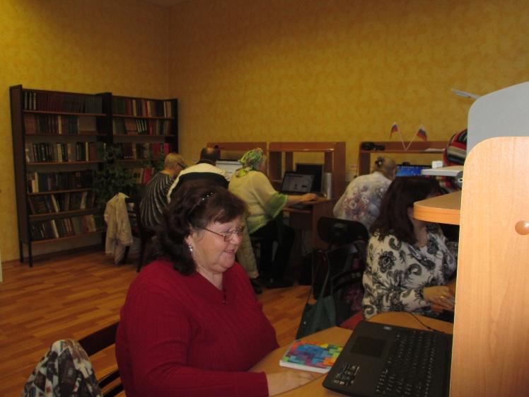 Компьютерные курсы - Центральная библиотека 27.04.2018 3