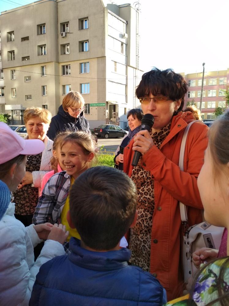 День защиты детей_детская площадка пр. Шадунца_1