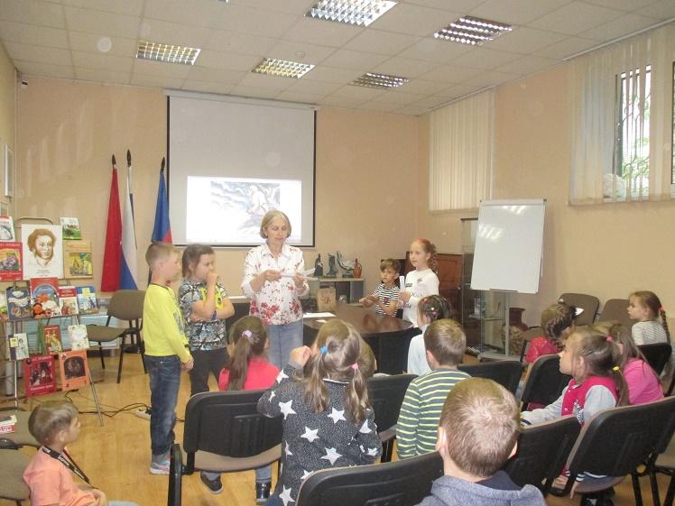 День памяти Пушкина_летний лагерь школы №9_6