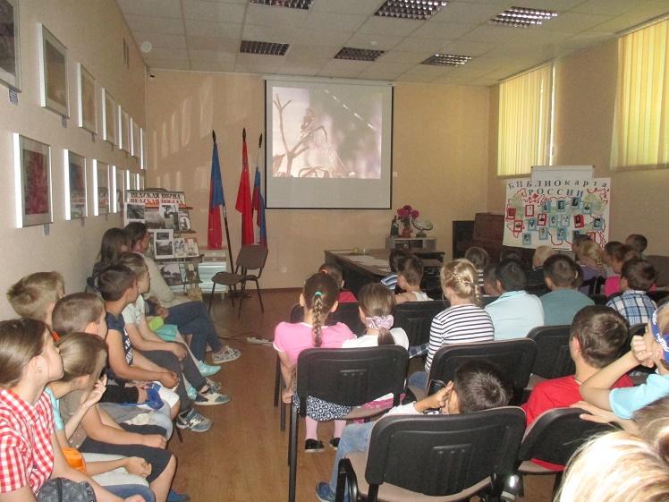 День памяти и скорби_летний лагерь школы №8_4