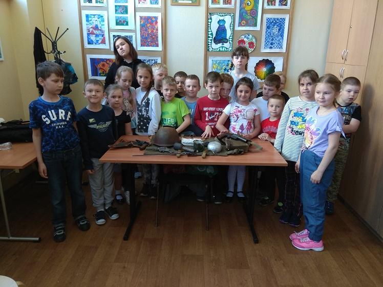 День памяти и скорби_летний лагерь школы №7_1