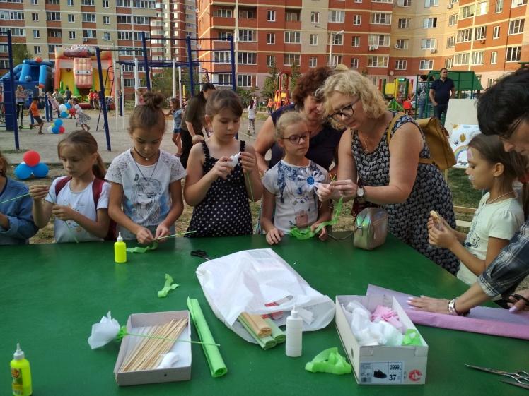 Благотворительная ярмарка на День города_7