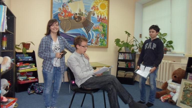 Занятие детской театральной студии Плюс_Красная Поляна_13.10_2