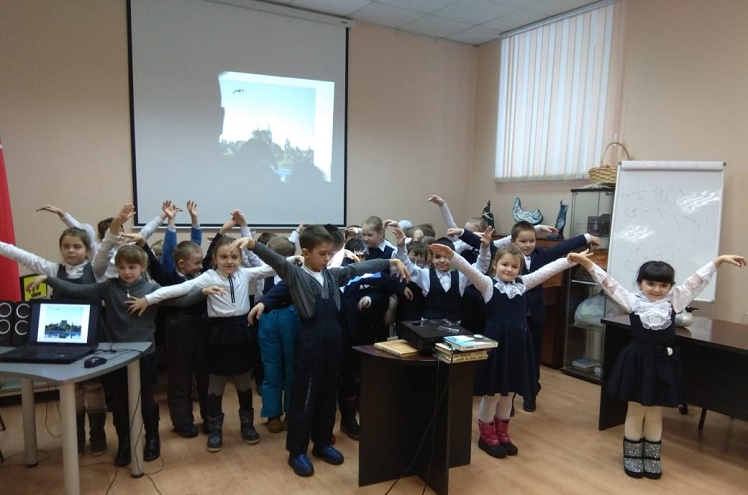 Лекция Озеро Киово в рамках проекта Три Э - Центральная библиотека