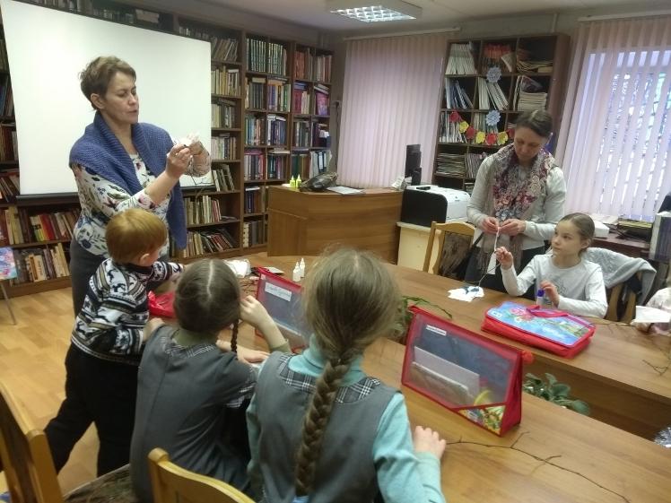 Воскресные занятия в Детской библиотеке 30.12 (7)
