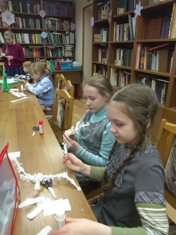 Воскресные занятия в Детской библиотеке 30.12 (3)