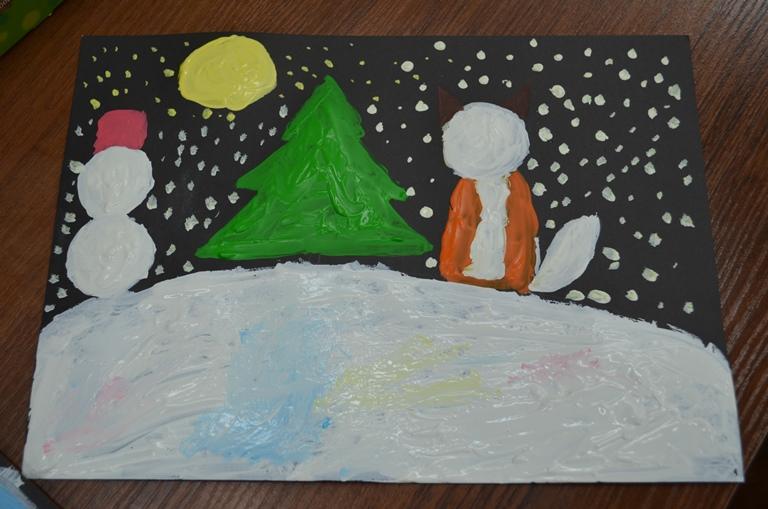 Зимний пейзаж_Красная Поляна (3)