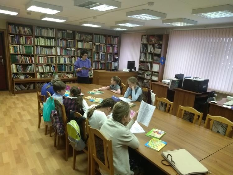 Воскресные занятия в Детской библиотеке 10.02 (13)