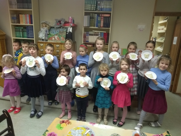 Воскресные занятия в Детской библиотеке 10.02 (5)