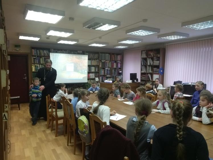 Воскресные занятия в Детской библиотеке 10.02 (2)