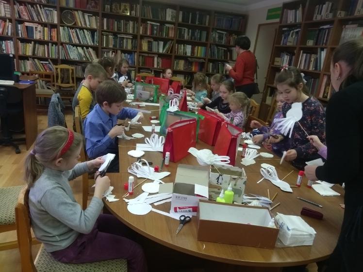 Рукам работа – сердцу радость - Детская библиотека (5)
