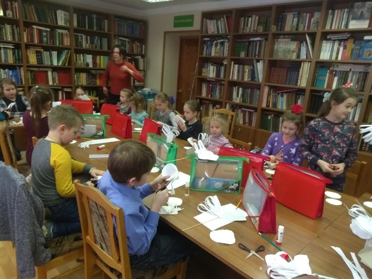 Рукам работа – сердцу радость - Детская библиотека (4)