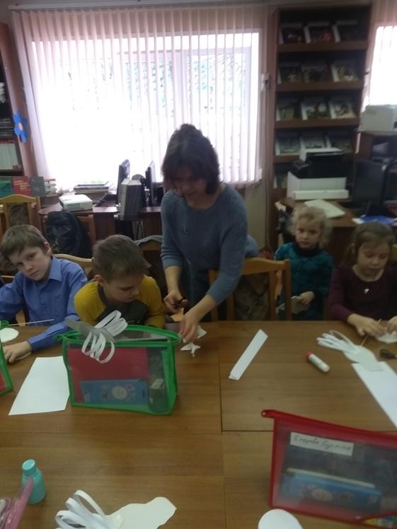 Рукам работа – сердцу радость - Детская библиотека (3)