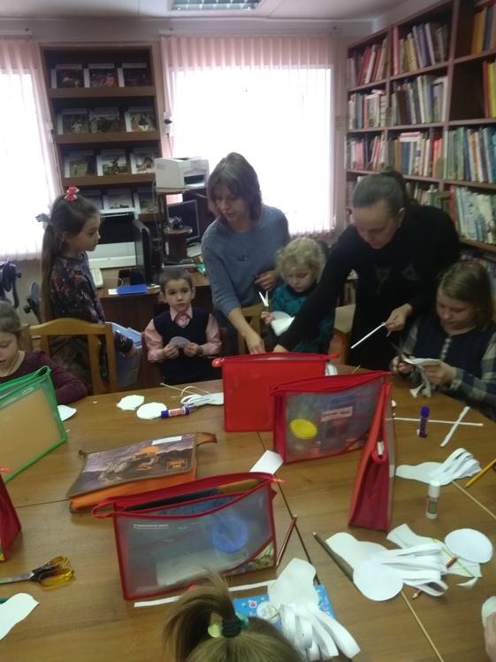 Рукам работа – сердцу радость - Детская библиотека (2)