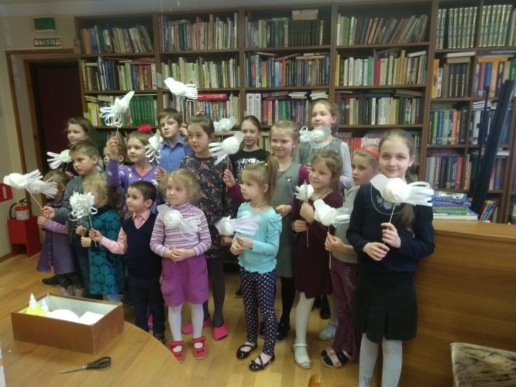Рукам работа – сердцу радость - Детская библиотека