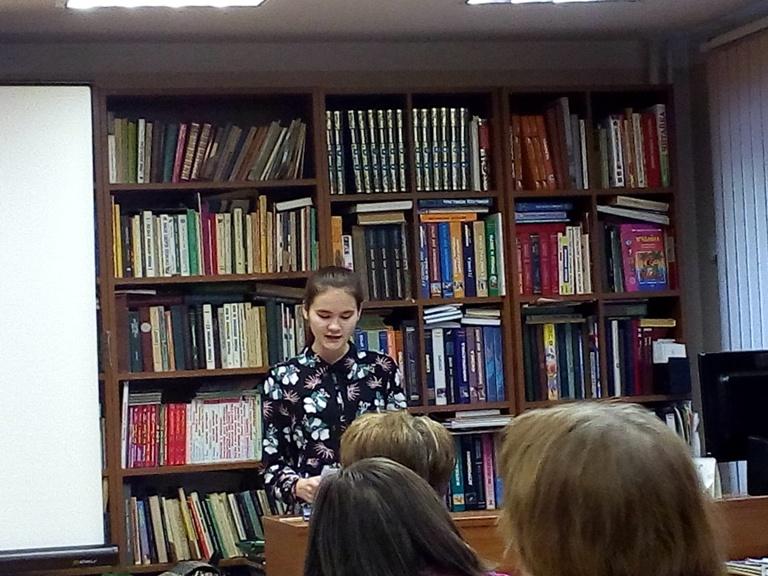 Писатели и поэты, рождённые в феврале 19.02 - Детская библиотека (6)