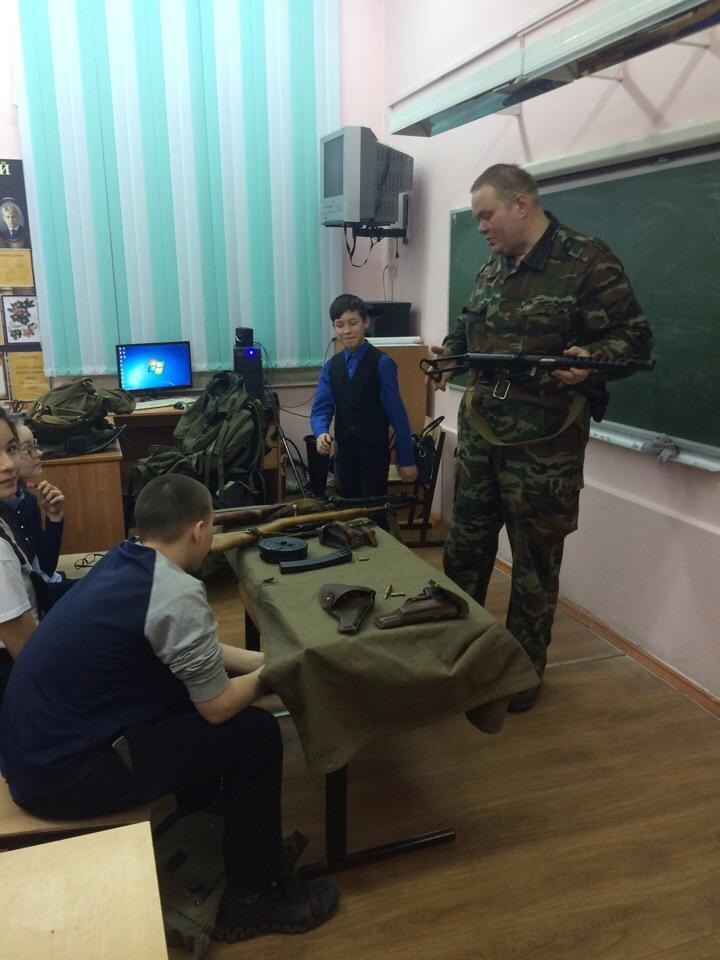 Оружие и снаряжение бойцов РККА - Центральная библиотека (2)