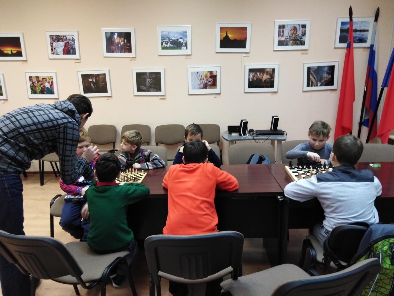 Шахматный турнир - Центральная библиотека (3)