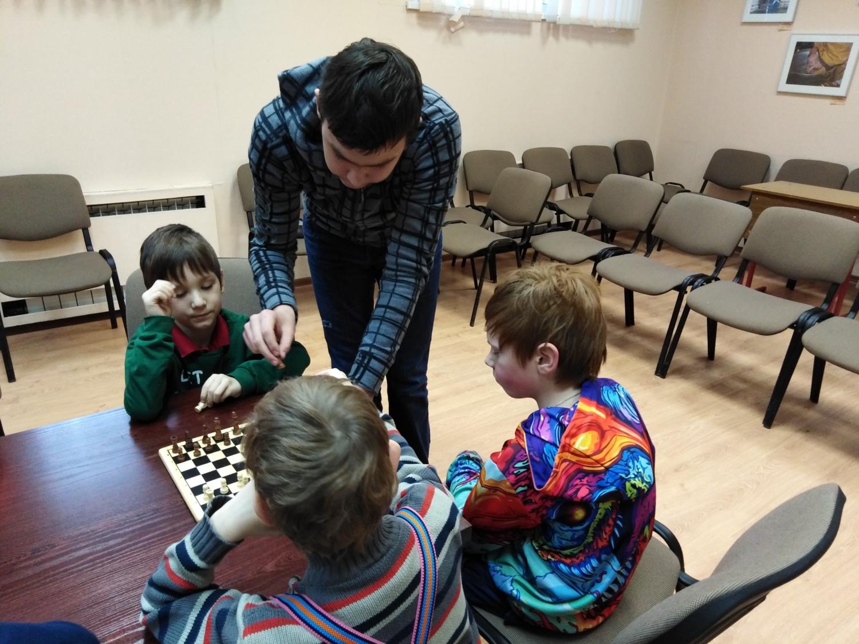 Шахматный турнир - Центральная библиотека (4)